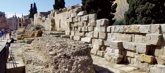 Murallas romanas de Zaragoza