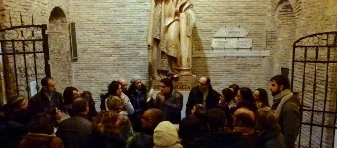 Cripta Santa Engracia